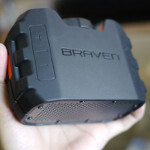 Braven BRV-1 BT Speaker hands-on