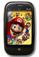 Games are in development for the Palm Pre
