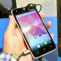 ZTE Geek unveiled: Intel Atom inside, but does it live up to the name?