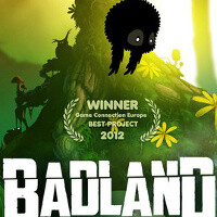 Award-winning indie game Badland is available for iPhone and iPad
