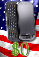 Acer smartphones for free in the U.S?