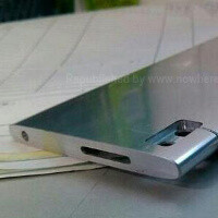 Huawei EDGE future flagship leaks out surprising us with gorgeous looks and aluminum body