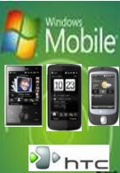 HTC owns large market of Windows Mobile handsets