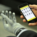 Touch Bionics i-limb is a prosthetic hand that can be controlled with your iPhone