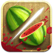 Fruit Ninja price slashed to zero for iPhone, iPad