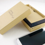 Check out the Galaxy S4's beautiful and completely recyclable retail box