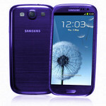 Sprint counters new T-Mobile and AT&T phones on Friday with purple Samsung Galaxy S III for $99.99