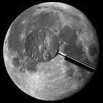Humor: Sources of a few craters on the moon may have been discovered