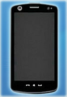 Motorola prepares a new touchscreen phone?