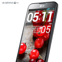 LG Optimus G Pro shows up in black
