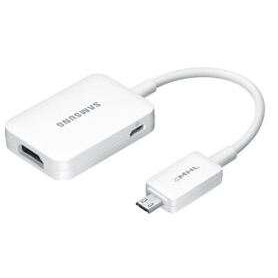 Samsung Galaxy S4 MHL-to-HDMI adapter now available, no need for a separate charger