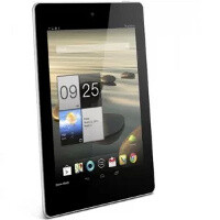 Acer Iconia A1 7.9-inch tablet appears in benchmarks