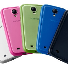 Samsung Galaxy S4 versions in different colors to show up fashionably late in the year