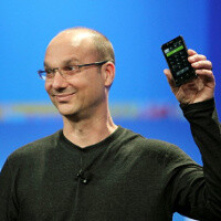 """Android founder Andy Rubin confesses platform was originally intended for """"smart cameras"""""""