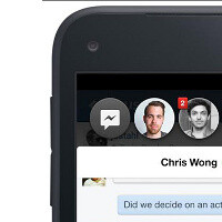 Facebook to soon update its iPhone app with Chat Heads, but the experience will be limited