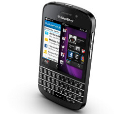 Full QWERTY BlackBerry Q10 passes FCC certification ahead of launch