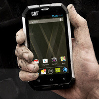 This tough Android smartphone by Caterpillar can be yours for $349