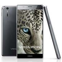 Pantech Vega Iron is announced with droolworthy specs, slimmest bezel ever