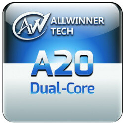 Allwinner launches A20 SoC: world's first dual-core A7 chip