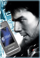 Alltel to bundle the Delve with a Mission Impossible SD card