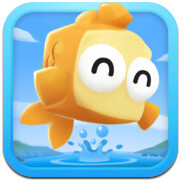 From the makers of Fruit Ninja comes Fish Out Of Water, here's our review