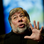 "Woz guesses Apple is working on products that will ""surprise and shock us all""... but he doesn't know what they are"