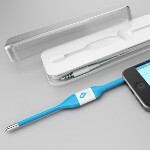 Turn your Apple iPhone into a thermometer that does much more than detect a fever
