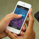 """New app puts """"touch"""" in long-distance romance"""