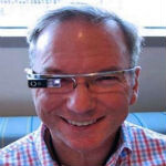 "Consumer version of Google Glass ""probably a year-ish away"" according to Schmidt"