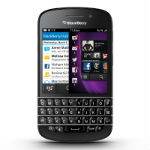 BlackBerry confirms the Q10 will cost $249 on contract, coming by the end of May