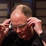 Legendary science fiction author William Gibson tries Glass and is annoyingly interested