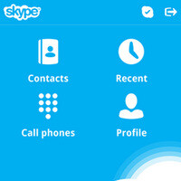 Skype for BlackBerry 10 launched for BlackBerry Q10 owners, Z10 compatibility coming soon