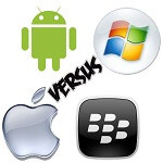 Windows Phone makes gains against Android and iOS at BlackBerry's expense