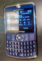 Motorola's Q9 Napoleon still alive for commercial sales?