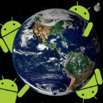 Android was 64% of global smartphone sales in Q1