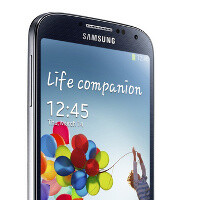 """""""Diamond pixels:"""" here is a close-up of the Samsung Galaxy S4's display"""