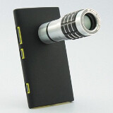 Nokia Lumia 920 accessory adds 12x optical zoom to the PureView camera