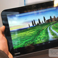 Toshiba AT10LE-A tablet leaks, said to pack 1.8GHz Tegra 4 chip