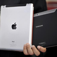 Apple and Samsung to ship 110 million tablets in 2013, double all other international brands combined