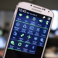 Samsung replies to Galaxy S4 limited storage accusations, says go get a microSD card