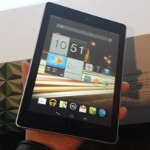 Acer Iconia A1 hands-on