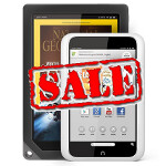 Barnes and Noble slashes prices on the Nook HD and Nook HD+ for one week