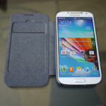 Cygnett FlipFiber Samsung Galaxy S4 case hands-on