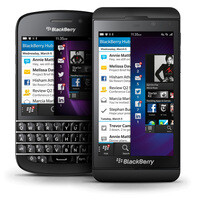 BlackBerry 10.1 software update goes live