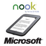 Microsoft may be about to purchase Nook Media