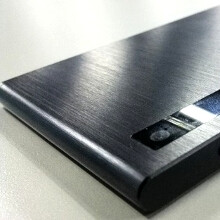 Huawei P6-U06 leaks again, flaunting thin brushed metal housing