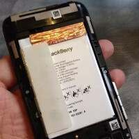 BlackBerry R10 to last longer, spotted with a larger, 2180mAh battery