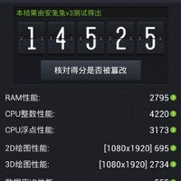 First benchmarks of new quad-core MT6589T chip surface, beats HTC One X