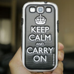 Cushi Plus Samsung Galaxy S III case hands-on