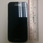Pictures of Samsung Galaxy S4 mini leak